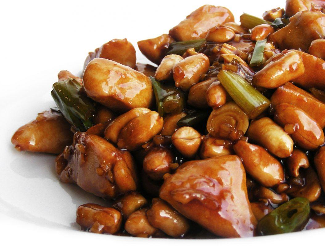 Gonbao saus gerechten