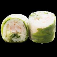 Sushi garden Liege - crevette chesse