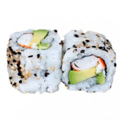 Sushi garden Liege - surimi avocat