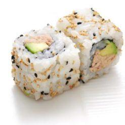 Sushi garden Liege - thon_cuit_avocat