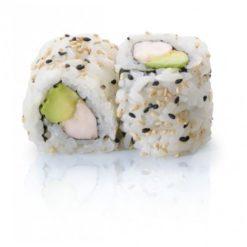 Sushi garden Liege - crevette avocat