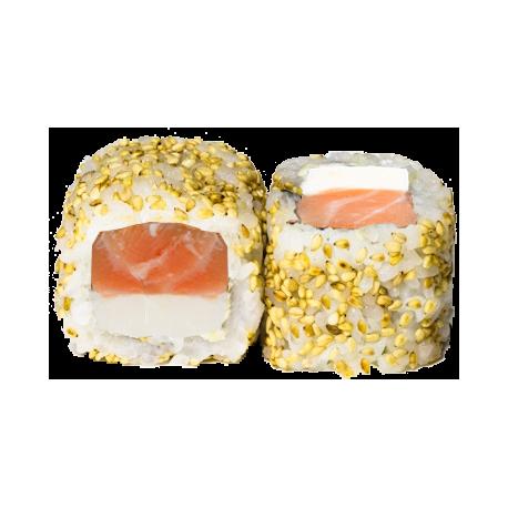 Sushi garden Liege - saumon cheese