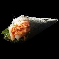 Sushi garden Liege - crevette