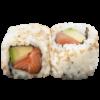 Sushi garden Liege - saumon avocat
