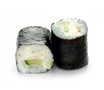 Sushi garden Liege - chesse concombre