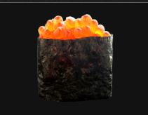 Sushi garden Liege - GUNKAN Oeuf de saumon
