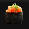 Sushi garden Liege - GUNKAN tartard saumon