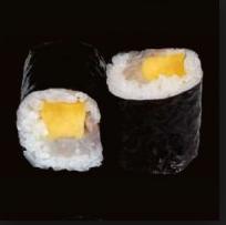 Sushi garden Liege - daurade mangue