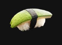 Sushi garden Liege - sushi avocat