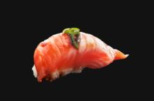 Sushi garden Liege - sushi saumon mi cui