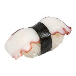 Sushi garden Liege - sushi octopus