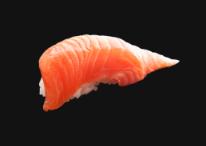 Sushi garden Liege - sushi saumon