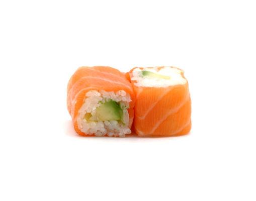 Saumon rolls