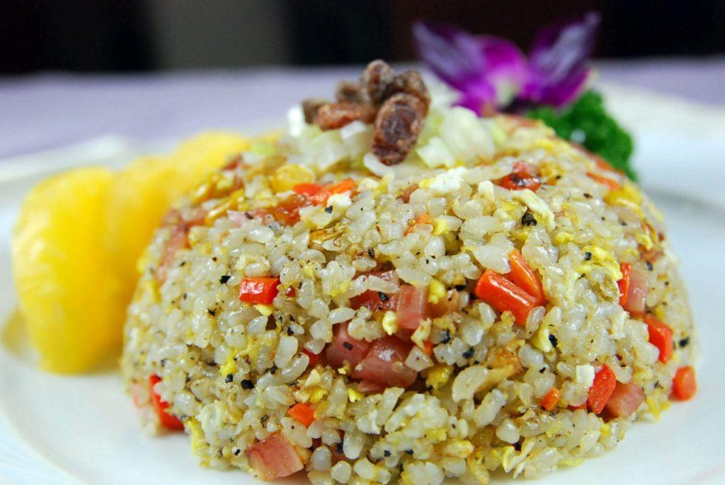 NASI GERECHTEN (rijst)