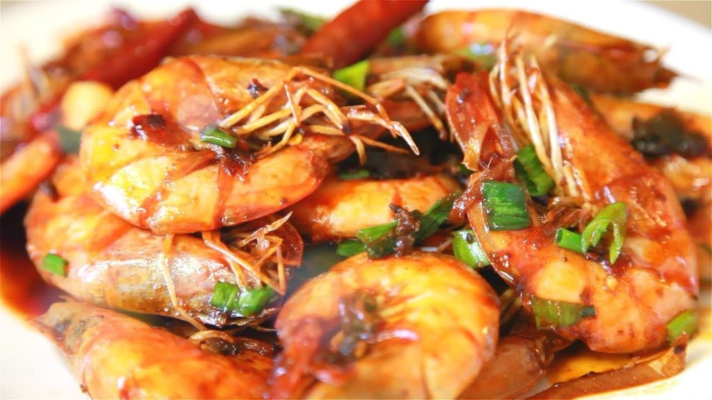 CHINESE GARNALEN